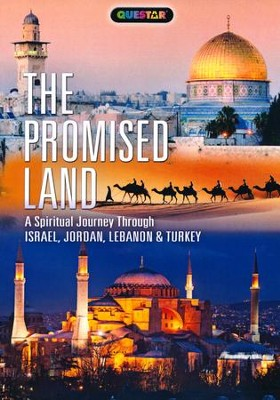 The Promised Land: A Spiritual Journey through Israel, Jordan, Lebanon & Turkey, DVD  -