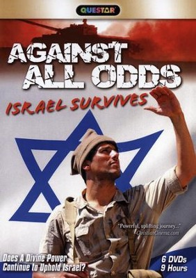 Against All Odds: Israel Survives 6 DVD's   -