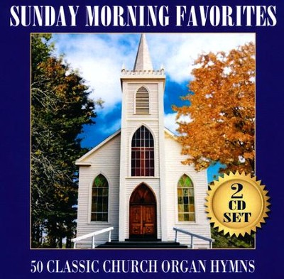 Sunday Morning Favorites (2 CDs)  -