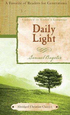 Daily Light - eBook  -     By: Samuel Bagster