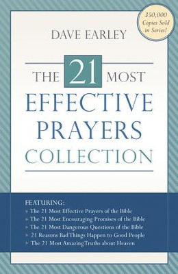 The 21 Most Effective Prayers Collection, eBook    -     By: Dave Earley