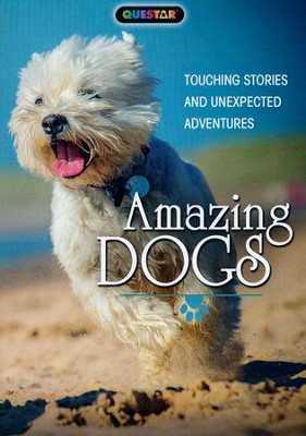 Amazing Dogs: Touching Stories and Unexpected Adventures, DVD   -
