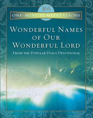Wonderful Names of Our Wonderful Lord - eBook  -     By: Charles Hurlburt, T.C. Horton