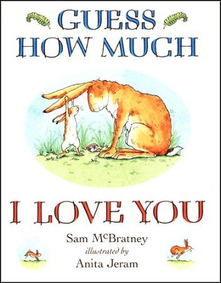 Guess How Much I Love You: Padded Board Book  -     By: Sam McBratney, Anita Jeram
