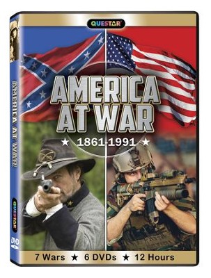 America at War (6 Pack)  -