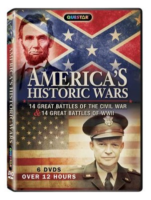 America's Historic Wars, 6-DVD Set   -