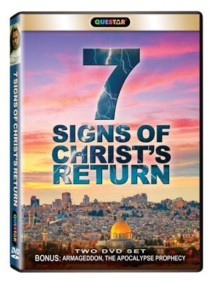 7 Signs of Christ's Return - Updated (2 Pack)  -