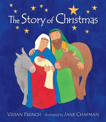 The Story of Christmas   -     By: Vivian French