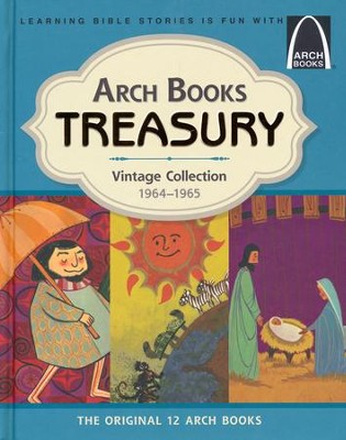 Arch Books Treasury: Vintage Collection, 1964-1965   -