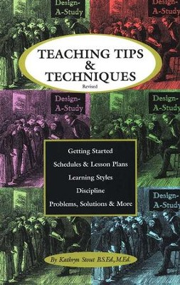 Teaching Tips & Techniques   -     By: Kathryn Stout