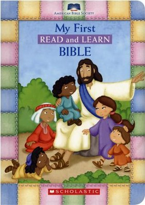 My First Read and Learn Bible   -     By: Eva Moore