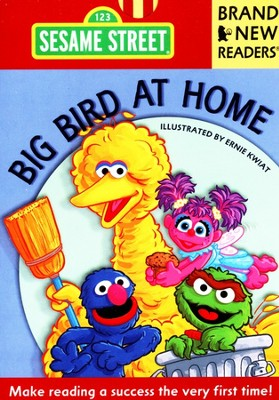 Big Bird at Home, 123 Sesame Street  -     By: & Ernie Kwiat (Illustrator)     Illustrated By: Ernie Kwiat