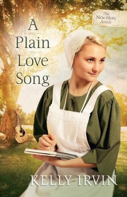 Plain Love Song, A - eBook  -     By: Kelly Irvin