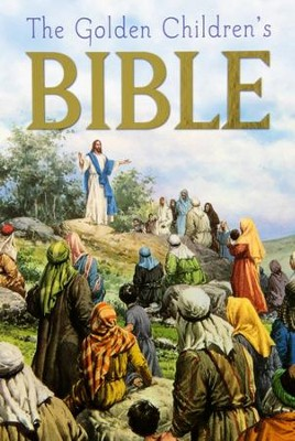 The Golden Children's Bible   -     Edited By: J. Grispino