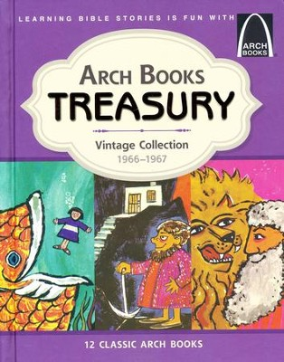 Arch Books Treasury: 1966 - 1967  -