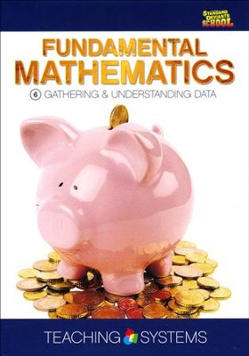 Fundamental Math Module 6: Gathering and Understanding Data DVD  -