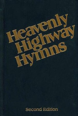 Heavenly Highway Hymns-Second Edition (Blue)   -