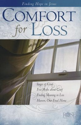 Comfort for Loss - eBook  -