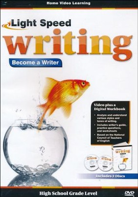 Become a Writer DVD  -