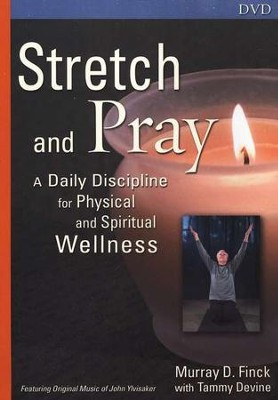 Stretch and Pray, DVD   -     By: Murray D. Finck