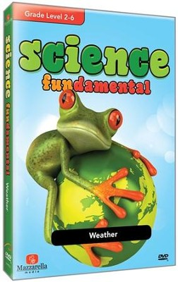 Science Fundamentals: Weather DVD   -