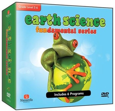 Earth Science Fundamentals DVD Series (6 DVDs)  -