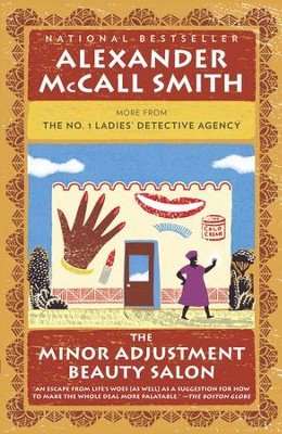 The Minor Adjustment Beauty Salon: No. 1 Ladies' Detective Agency (14) - eBook  -     By: Alexander McCall Smith