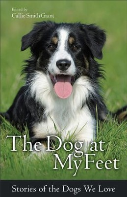 Dog at My Feet, The: Stories of the Dogs We Love - eBook  -     By: Callie Smith Grant