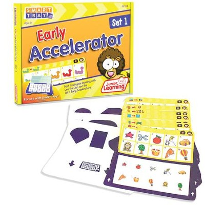 Smart Tray Early Accelerator Cards Set 1   -     By: Duncan Milne