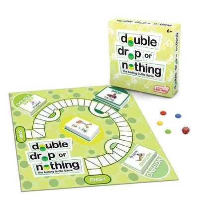 Double, Drop or Nothing Suffix Board Game   -     By: Duncan Milne
