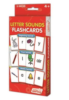 Letter Sound Flashcards (162 cards)   -     By: Duncan Milne