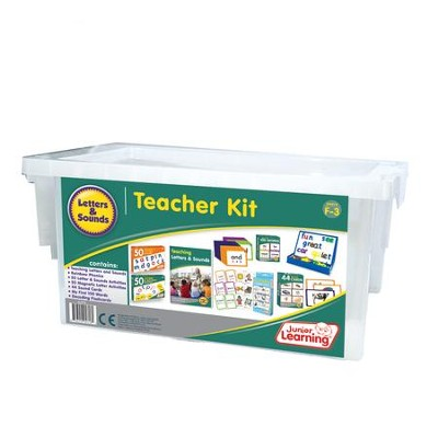 Common Core Phonics Teacher Kit   -     By: Duncan Milne