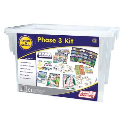 Common Core Phonics Kit   -