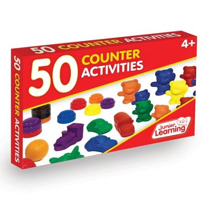50 Counter Activities   -     By: Duncan Milne