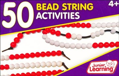 50 Bead String Activities (set of 50 cards)   -     By: Duncan Milne