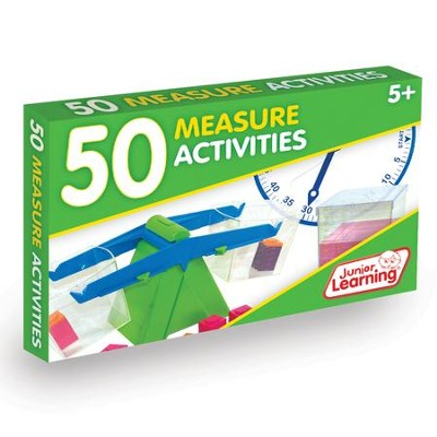 50 Measure Activities (set of 50 cards)   -     By: Duncan Milne