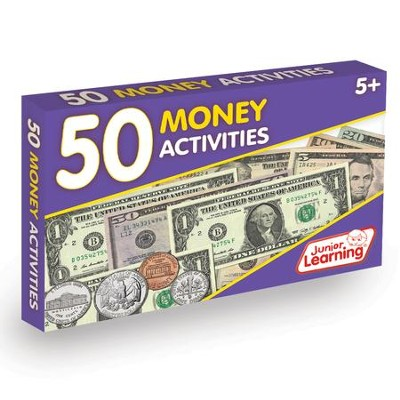 50 Money Activities (set of 50 cards)   -     By: Duncan Milne