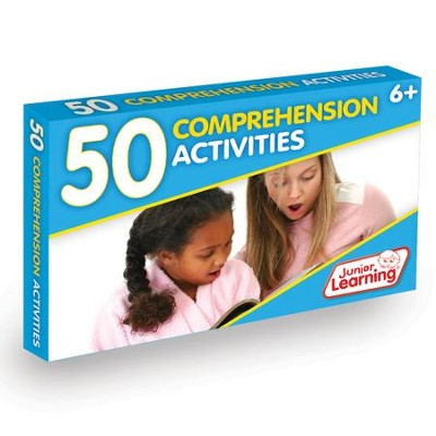 50 Comprehension Activity Cards   -     By: Duncan Milne