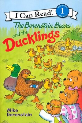 The Berenstain Bears and the Ducklings, hardcover  -     By: Mike Berenstain     Illustrated By: Mike Berenstain