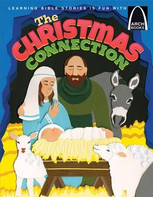 The Christmas Connection - Arch Books   -     By: Karyn Lukasek