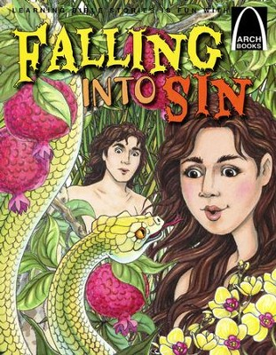 Falling Into Sin - Arch Books   -     By: Martha Jander