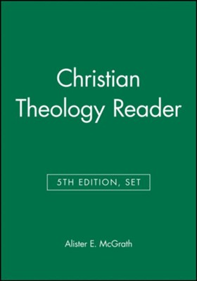 Christian Theology, 2 Volumes   -     By: Alister E. McGrath