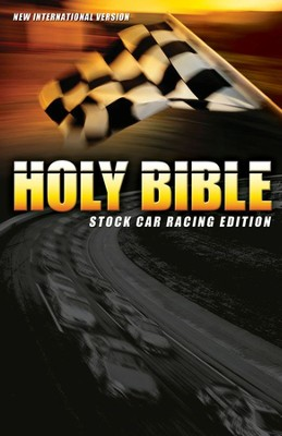 Holy Bible: Stock Car Racing eBook - eBook  -
