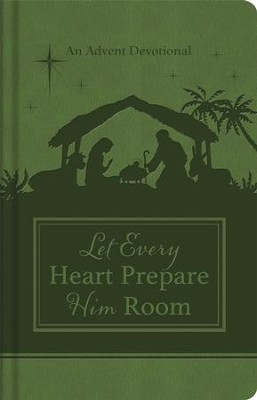 Let Every Heart Prepare Him Room: An Advent Devotional - eBook  -     By: Jean Wise