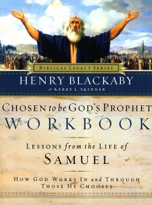 Chosen to Be God's Prophet Workbook   -     By: Henry T. Blackaby