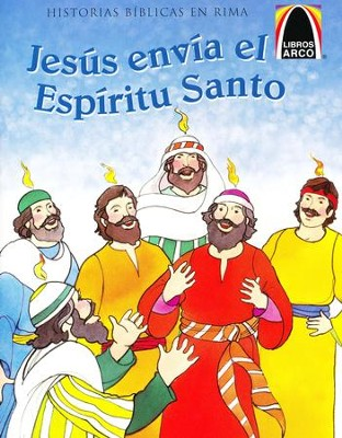 Jesús Envía el Espíritu Santo  (The Coming of the Holy Spirit)  -     By: Robert Baden, Reg Sandland
