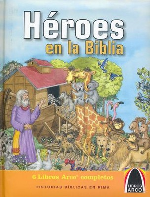 Heroes en la Biblia  (Best-Loved Bible Heroes)  -