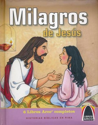 Milagros de Jesús  (Best-Loved Miracles of Jesus)  -