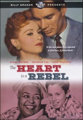The Heart Is A Rebel, DVD   -