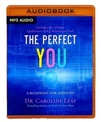 The perfect you a blueprint for identity unabridged audio book on the perfect you a blueprint for identity unabridged audio book on mp3 cd malvernweather Images